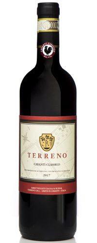 vino chianti classico terreno