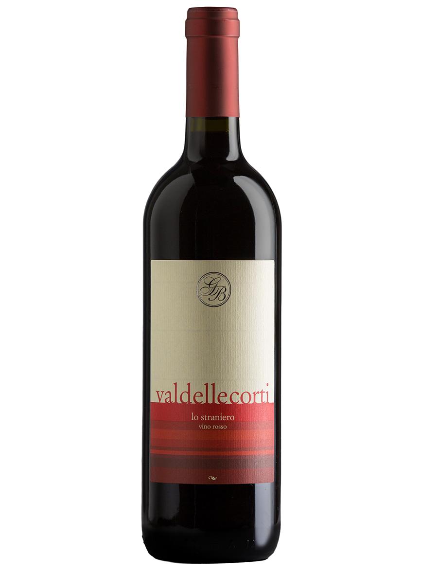 vino straniero val delle corti