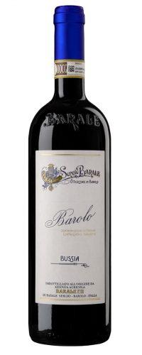 vino barolo bussia