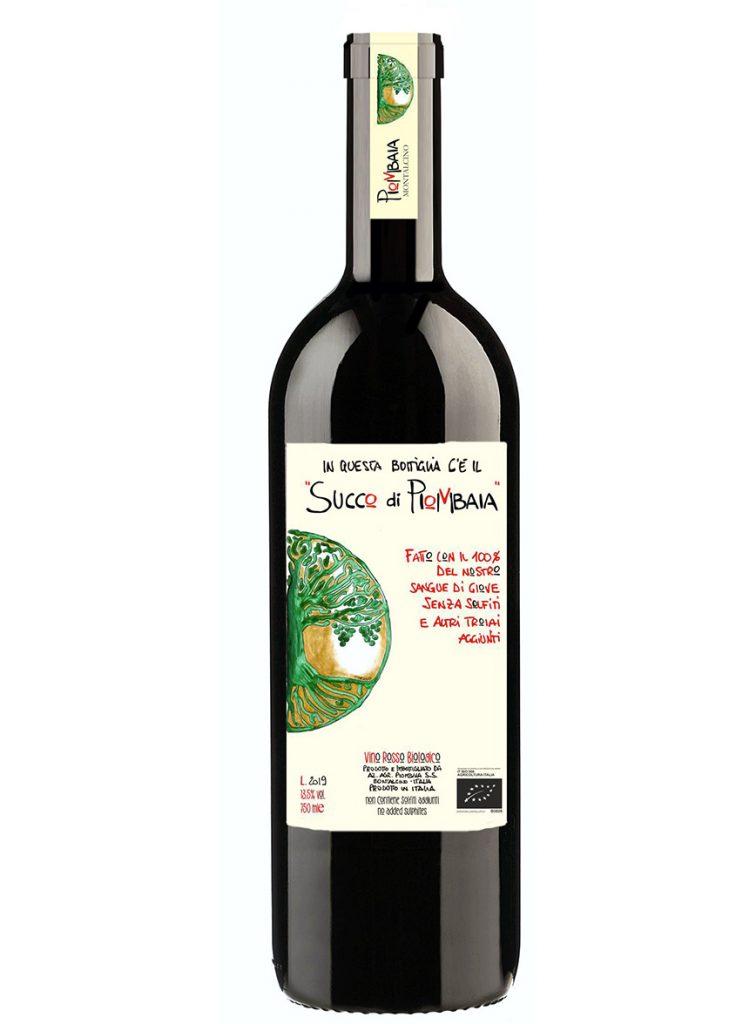 vino succo di piombaia