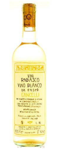 vino bianco Abruzzo Rabasco Bianco Cancelli