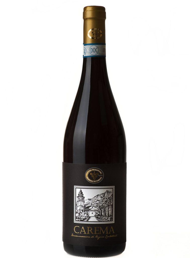 vino rosso carema