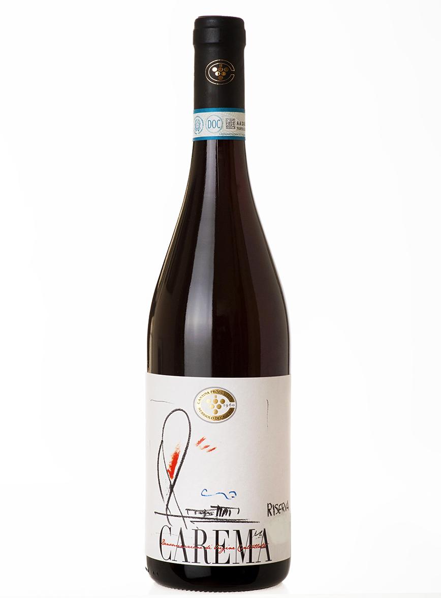 vino carema riserva
