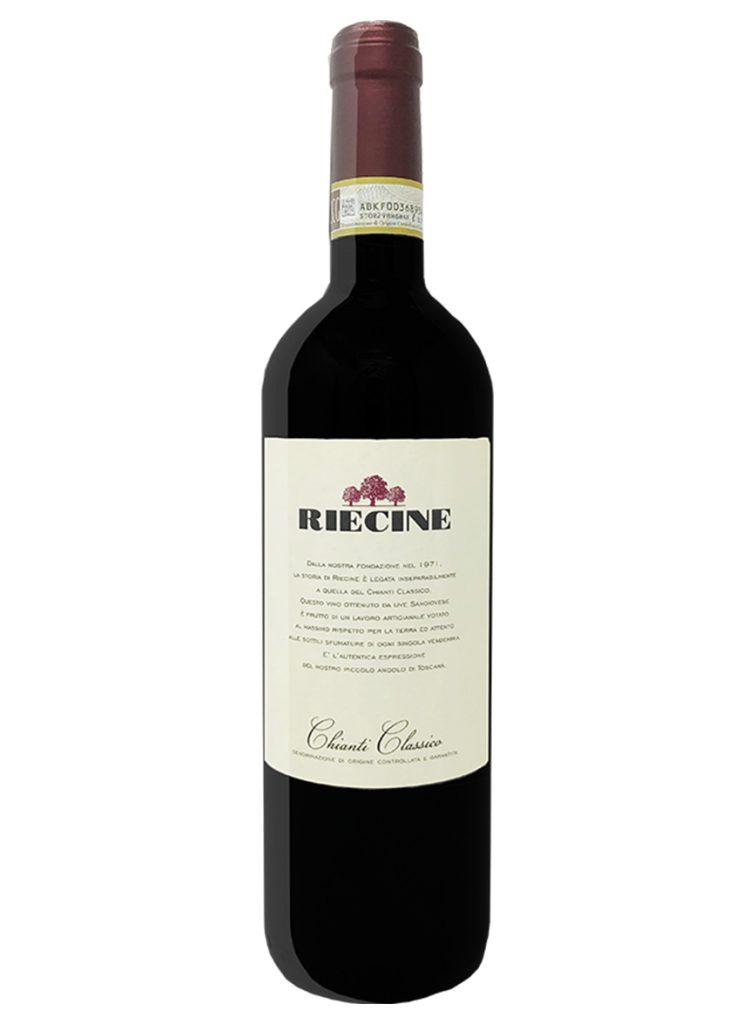 vino chianti classico riecine
