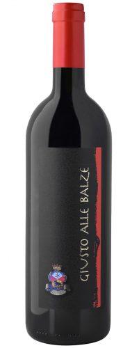 vino giusto delle balze marcampo