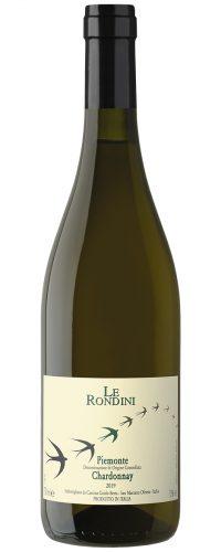vino piemonte chardonnay le rondini