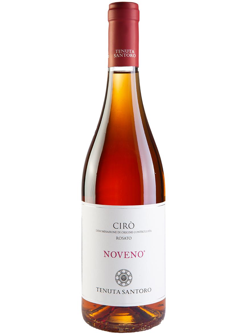 vino cirò tenuta santoro noveno