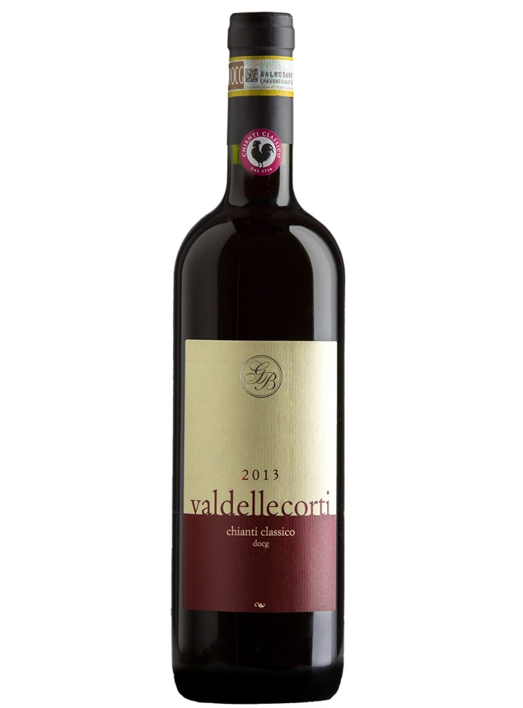 vino chianti classico val delle corti